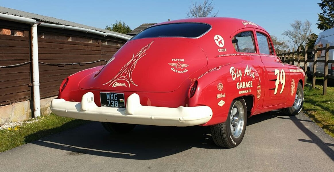 1949 oldsmobile custom For Sale (picture 3 of 6)