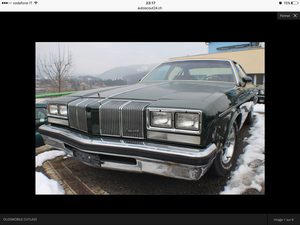 1976 Original 76' Cutlass Sedan For Sale