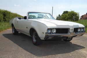 1969 oldsmobile 442 convertable