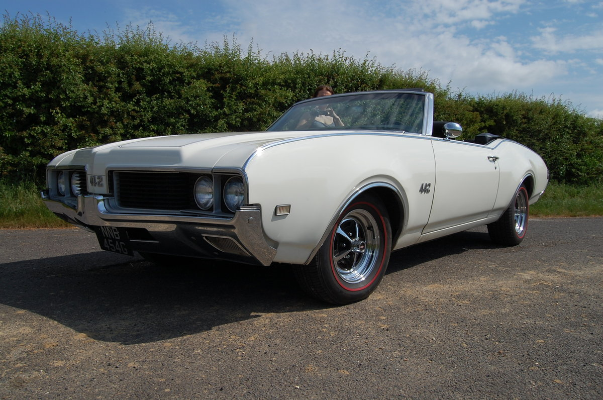 1969 oldsmobile 442 convertable For Sale (picture 1 of 6)