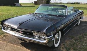 1961 Rare Oldsmobile Starfire 98 Convertible For Sale