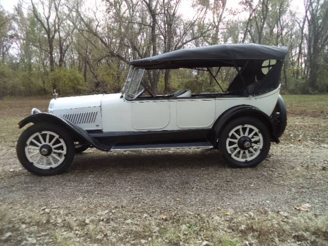 1918 Oldsmobile Flathead V8 Touring For Sale (picture 4 of 6)