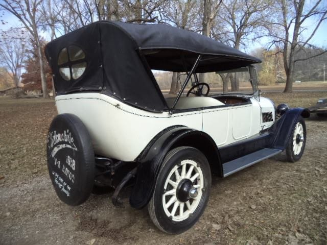 1918 Oldsmobile Flathead V8 Touring For Sale (picture 6 of 6)