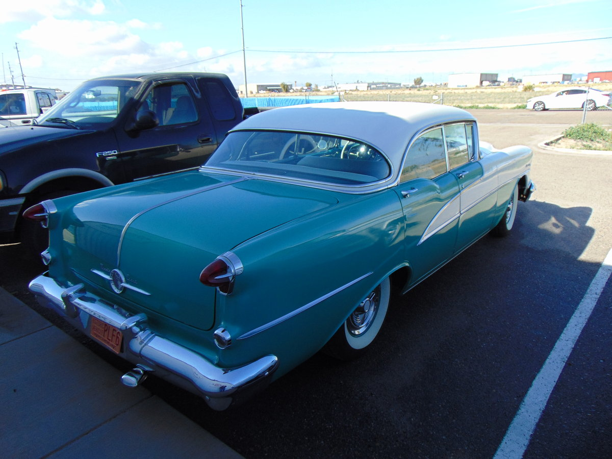 1955 Oldsmobile 98 Holiday Hardtop Sedan For Sale (picture 3 of 6)