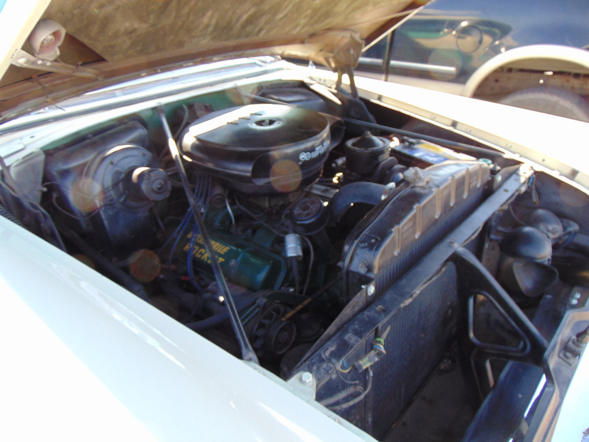 1955 Oldsmobile 98 Holiday Hardtop Sedan For Sale (picture 6 of 6)