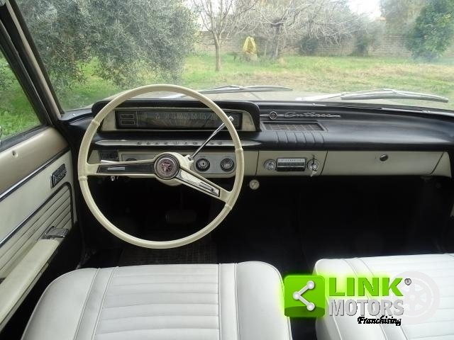 Oldsmobile CUTLASS F85 CONVERTIBLE del 1963 For Sale (picture 6 of 6)