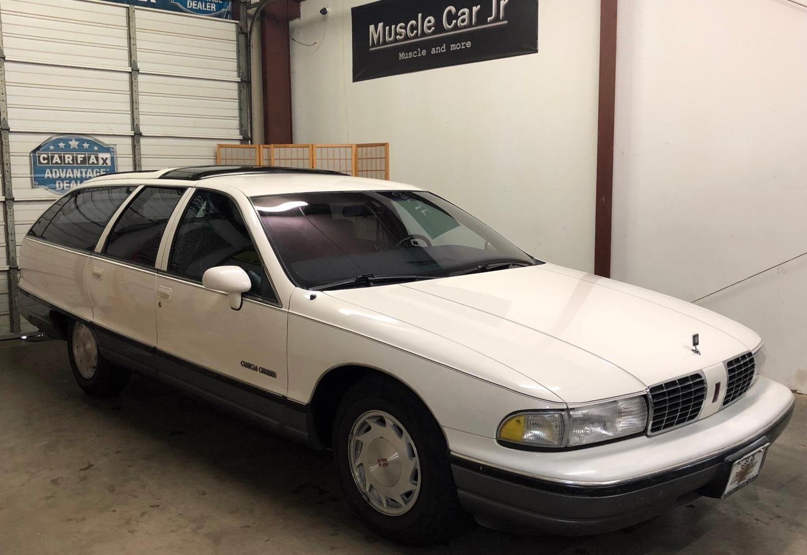 1992 Oldsmobile 98 Custom Cruiser Station Wagon For Sale (picture 1 of 6)