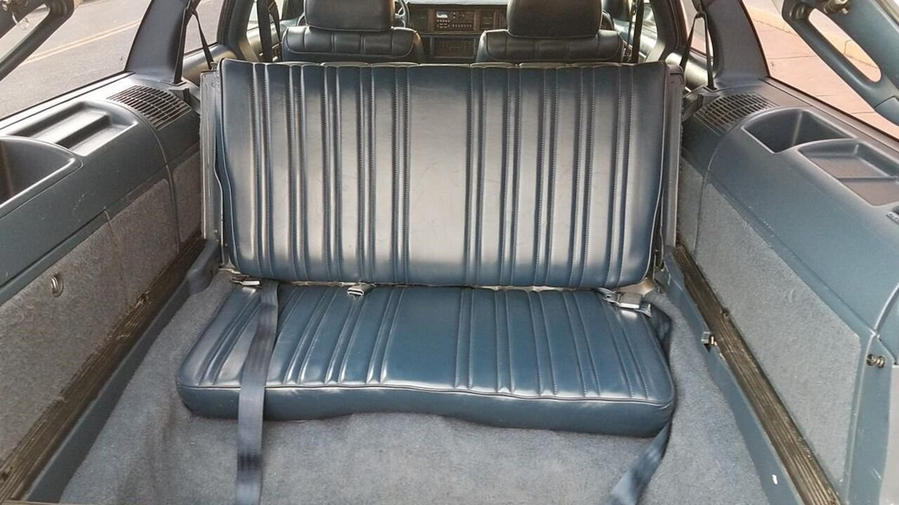 1992 Oldsmobile 98 Custom Cruiser Station Wagon For Sale (picture 5 of 6)