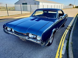 1967 Oldsmobile Cutlass 442 For Sale
