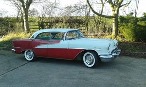 1955 OLDSMOBILE ROCKET 88 SOLD