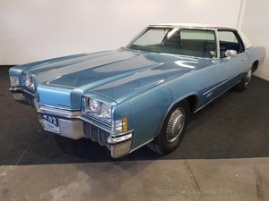 Oldsmobile Toronado 1972  For Sale by Auction