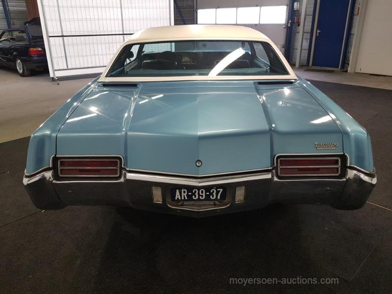 Oldsmobile Toronado 1972  For Sale by Auction (picture 6 of 6)