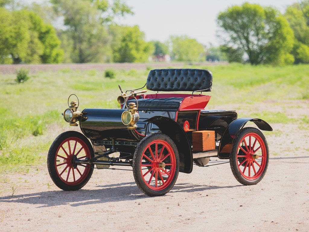 1904 Oldsmobile 6C Runabout For Sale by Auction (picture 1 of 6)