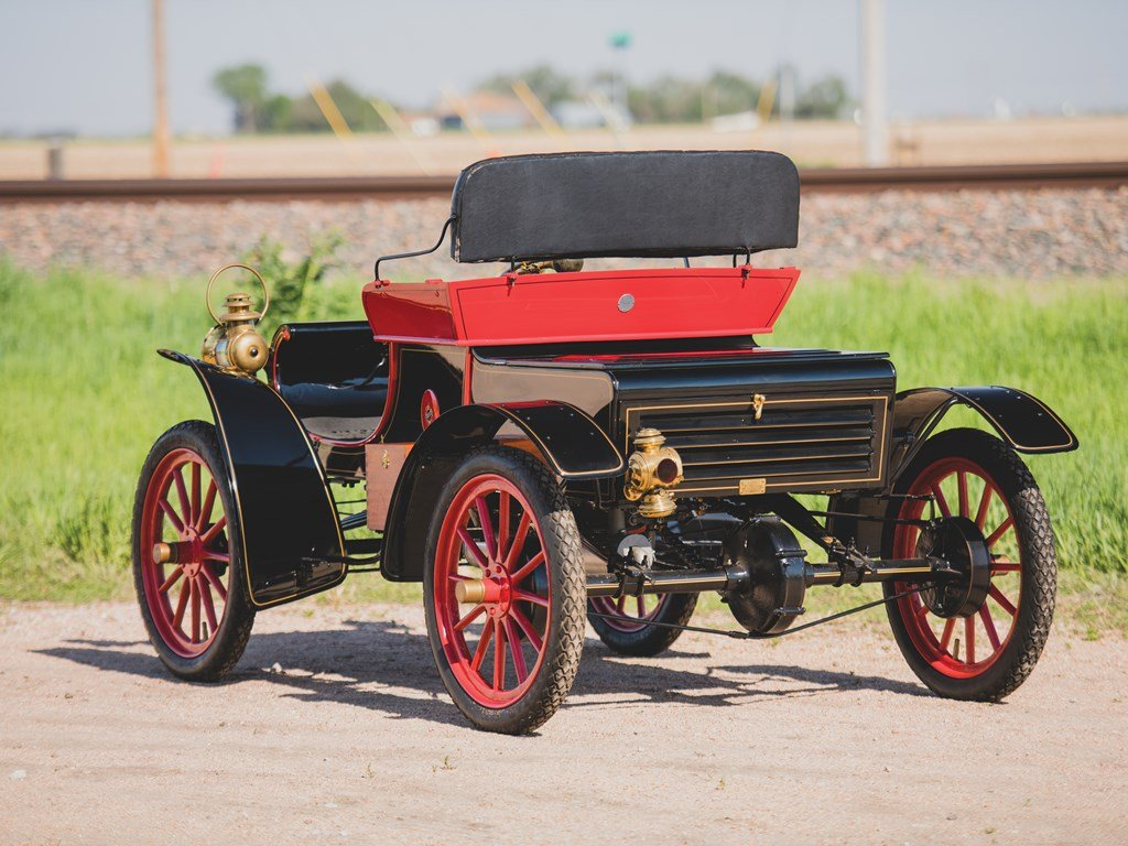 1904 Oldsmobile 6C Runabout For Sale by Auction (picture 2 of 6)