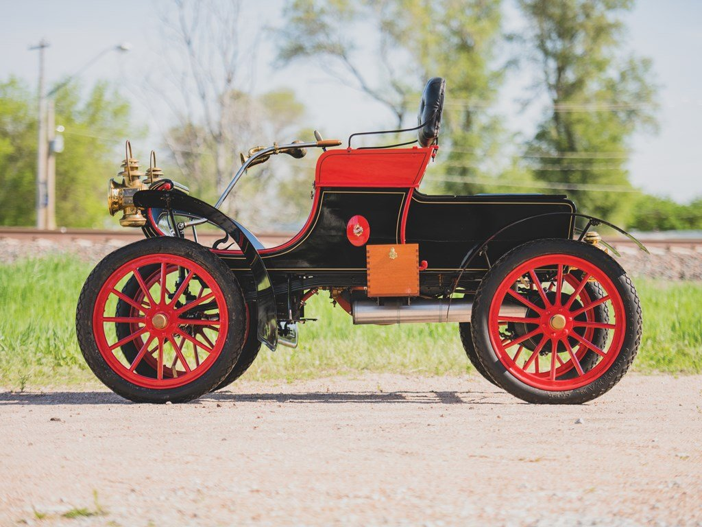 1904 Oldsmobile 6C Runabout For Sale by Auction (picture 5 of 6)
