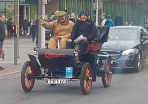 1904 OLDSMOBILE BUY NOW DRIVE THE VETERAN RUN