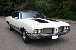 1972 Oldsmobile 442 Convertible - Lot 624 For Sale by Auction