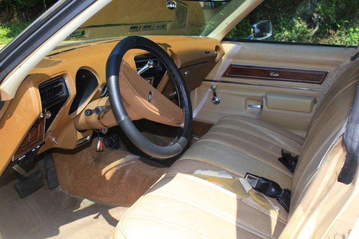 1976 Oldsmobile Cutlass - Lot 921 For Sale by Auction (picture 3 of 6)