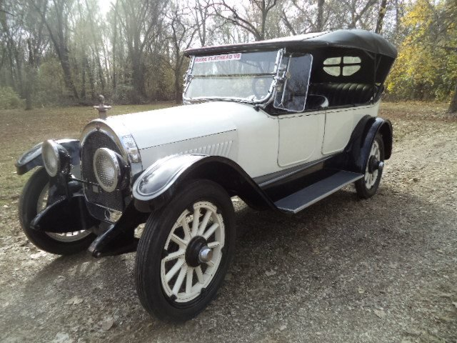1918 Oldsmobile Flathead V8 Touring Convertible For Sale (picture 1 of 6)