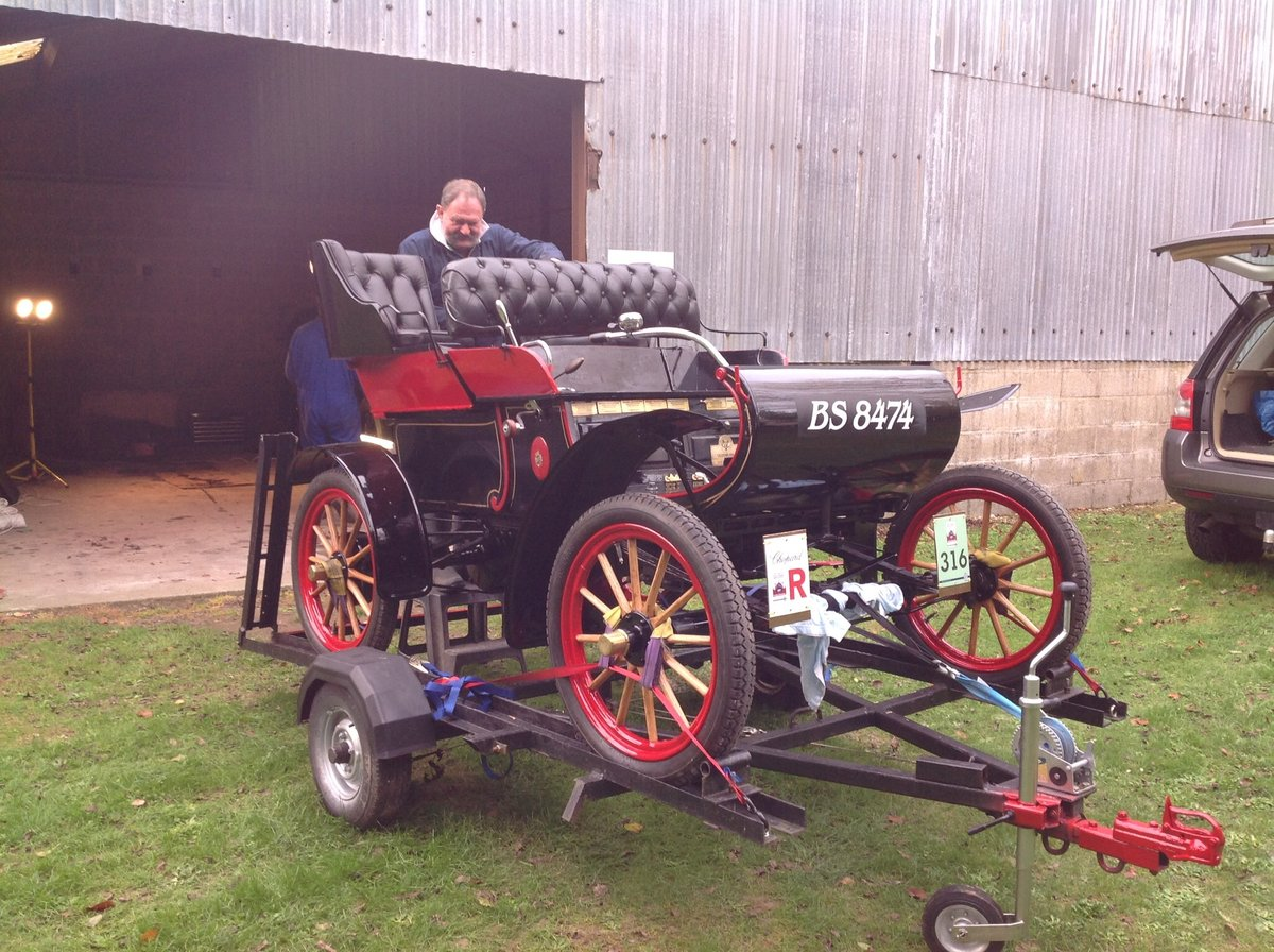 1904 OLDSMOBILE BUY NOW DRIVE THE VETERAN RUN  For Sale (picture 3 of 5)