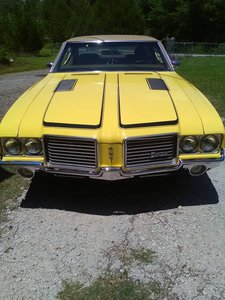 1972 Oldsmobile Cutlass S (Wallhala, SC) $22,500 obo