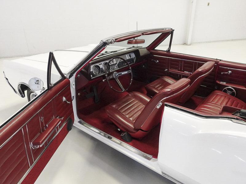 1967 Oldsmobile Cutlass Supreme Convertible For Sale (picture 3 of 6)