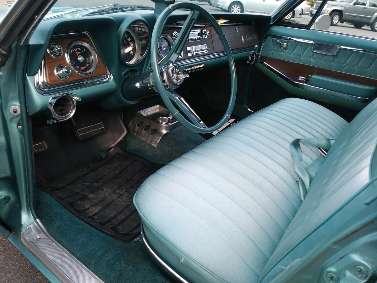 1965 Oldsmobile 98 4 Dr. Deluxe - Lot 673 For Sale by Auction (picture 6 of 6)