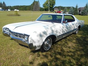 1966 Oldsmobile Starfire Two-Door Hard Top  For Sale by Auction