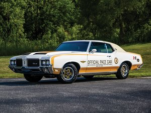 1972 Oldsmobile 442 Indianapolis 500 Pace Car Replica  For Sale by Auction