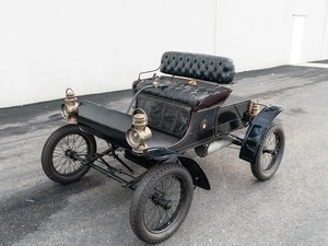 1902 Oldsmobile Model R Curved Dash Runabout  For Sale by Auction