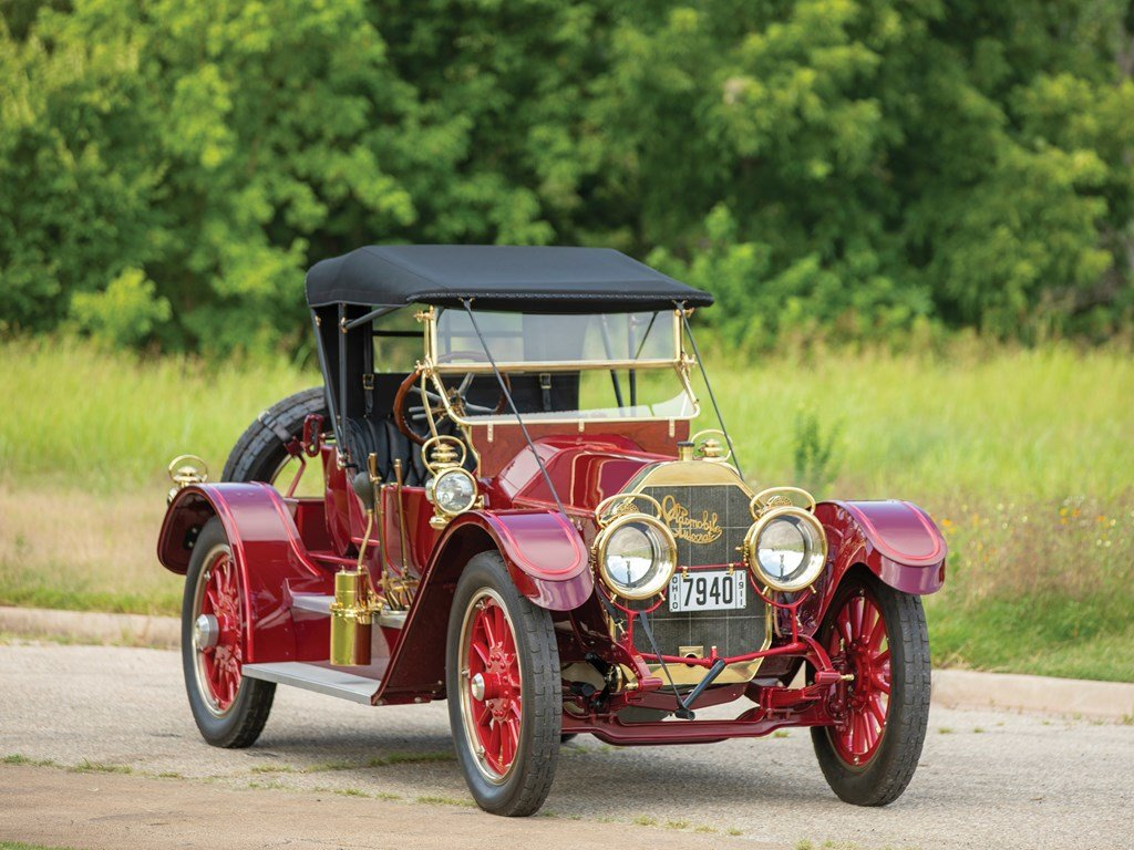 1911 Oldsmobile Autocrat Runabout  For Sale by Auction (picture 1 of 6)
