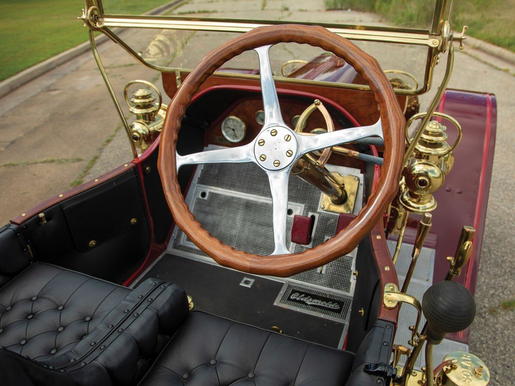 1911 Oldsmobile Autocrat Runabout  For Sale by Auction (picture 4 of 6)