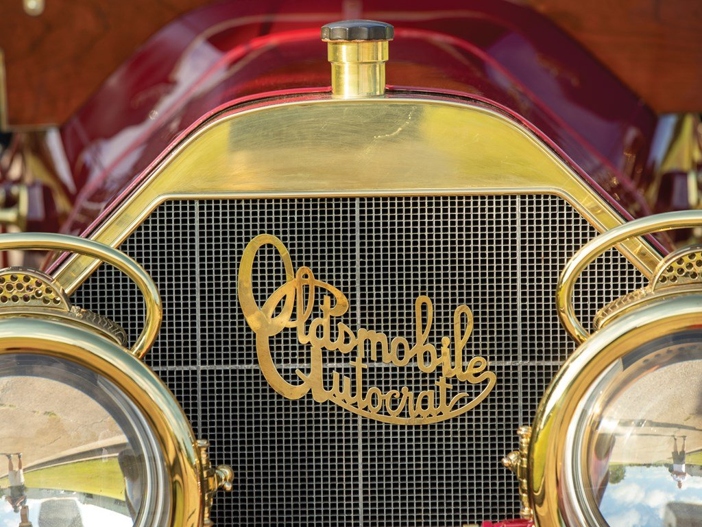 1911 Oldsmobile Autocrat Runabout  For Sale by Auction (picture 6 of 6)