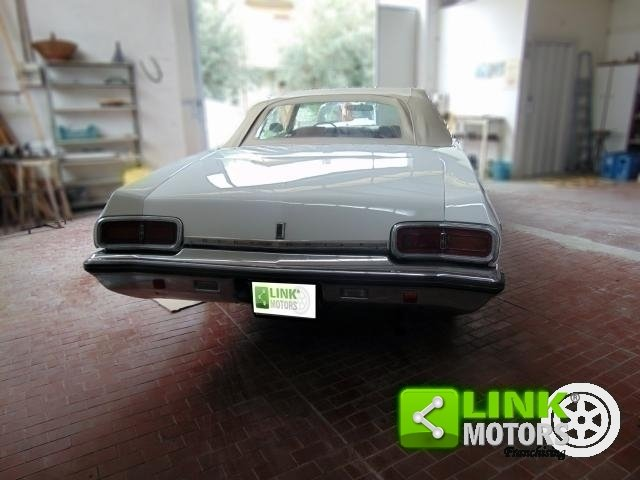 OLDSMOBILE DELTA 88 ROYALE CONVERTIBLE, ANNO 1973, iscritta For Sale (picture 4 of 6)