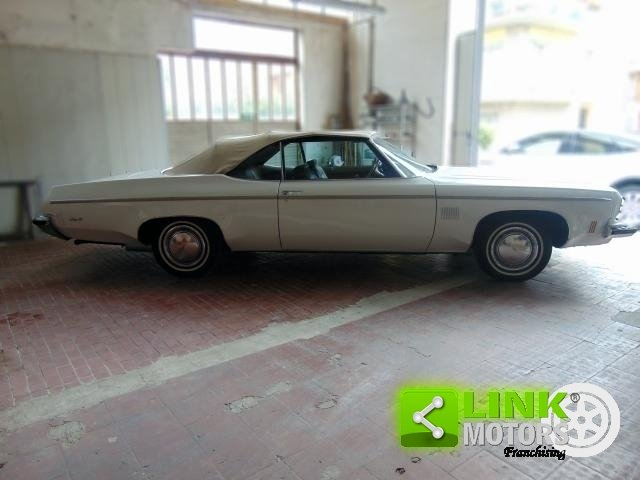 OLDSMOBILE DELTA 88 ROYALE CONVERTIBLE, ANNO 1973, iscritta For Sale (picture 5 of 6)