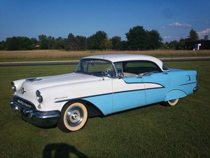 1955 Oldsmobile Super 88 Hardtop  For Sale by Auction