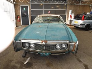 Oldsmobile Toronado '70