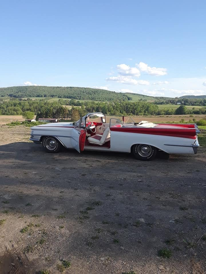 1959 Oldsmobile Super 88 Convertible (Deruyter, NY) $39,900  For Sale (picture 2 of 5)
