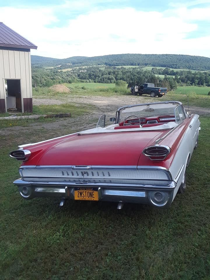 1959 Oldsmobile Super 88 Convertible (Deruyter, NY) $39,900  For Sale (picture 4 of 5)
