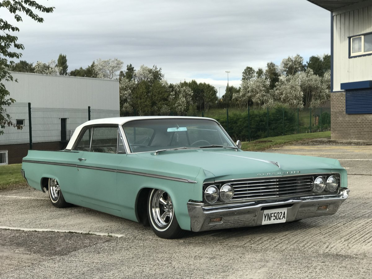 1963 Oldsmobile Super 88 Coupe Lowrider Custom For Sale (picture 1 of 6)