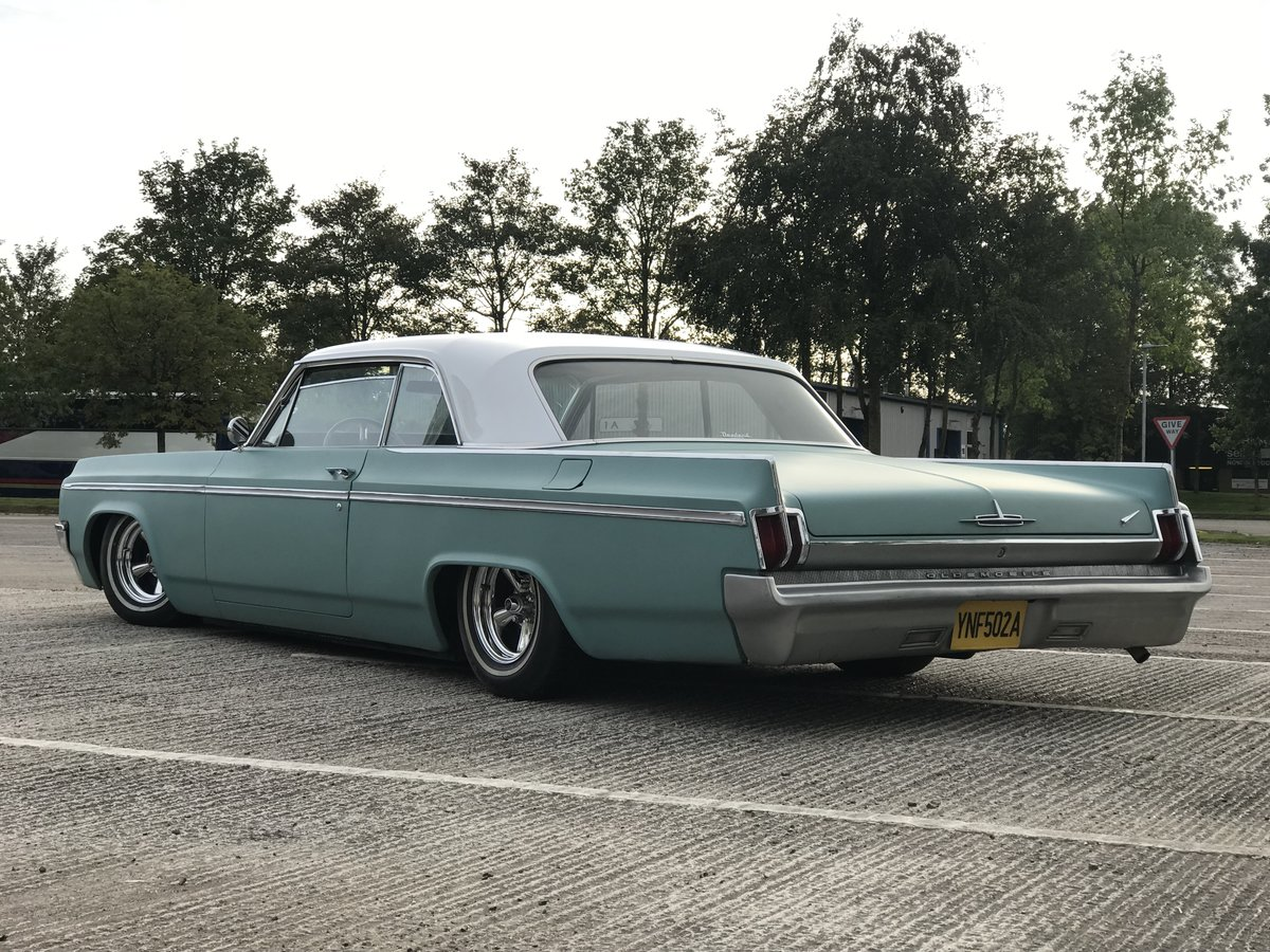 1963 Oldsmobile Super 88 Coupe Lowrider Custom For Sale (picture 2 of 6)