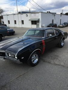 1968 Oldsmobile 4-4-2 (Baltimore, Md) $32,500 obo