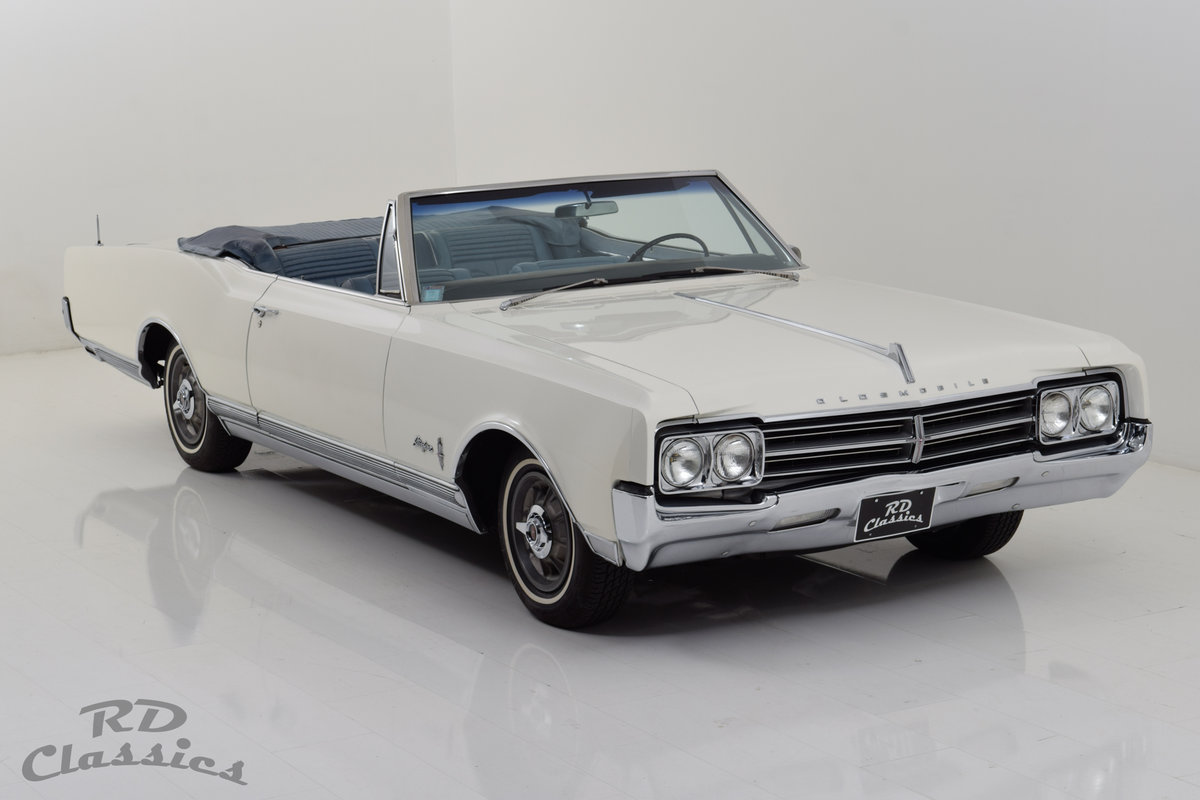 1965 Oldsmobile Starfire Convertible - 7.0L 370 PS For Sale (picture 1 of 6)