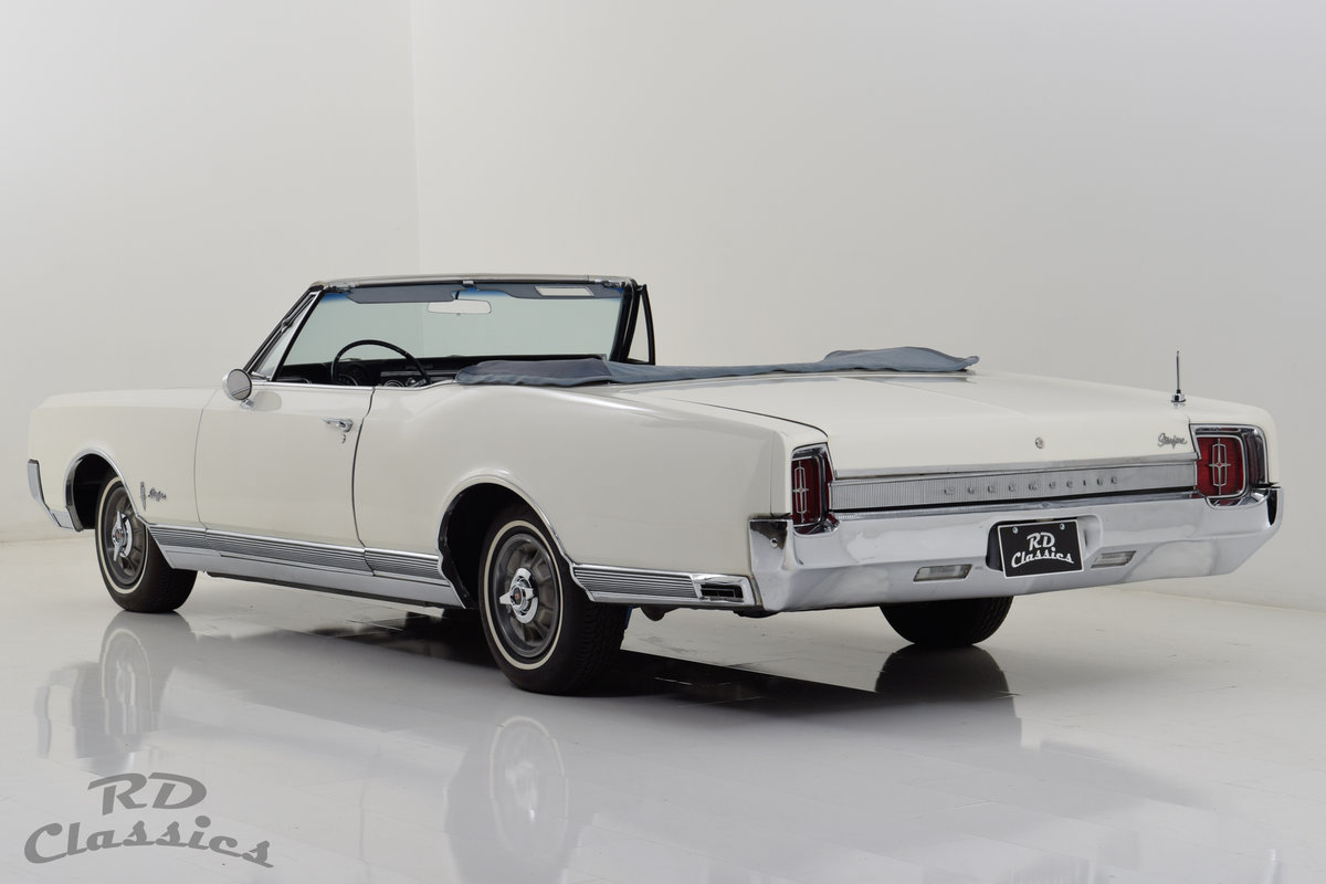 1965 Oldsmobile Starfire Convertible - 7.0L 370 PS For Sale (picture 2 of 6)