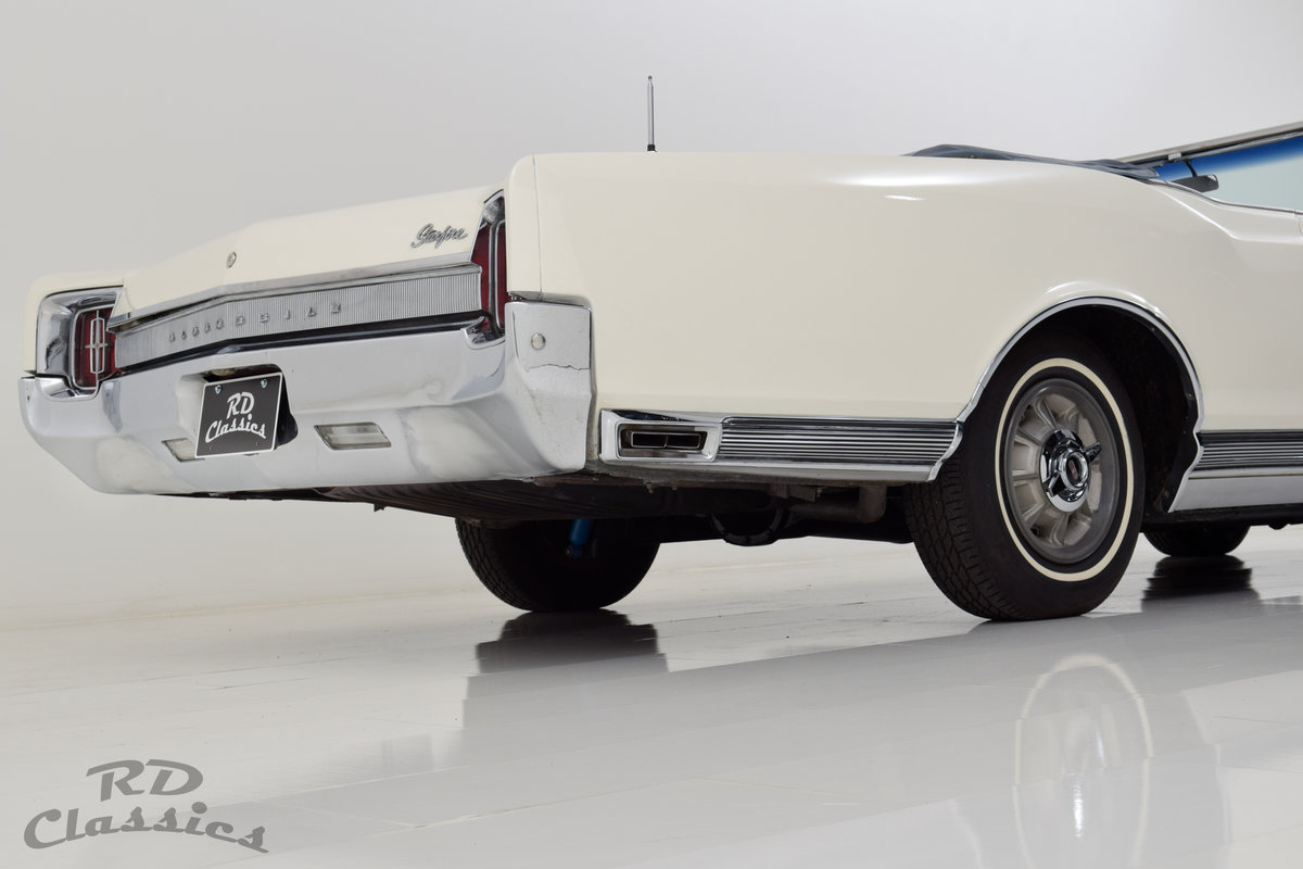 1965 Oldsmobile Starfire Convertible - 7.0L 370 PS For Sale (picture 3 of 6)