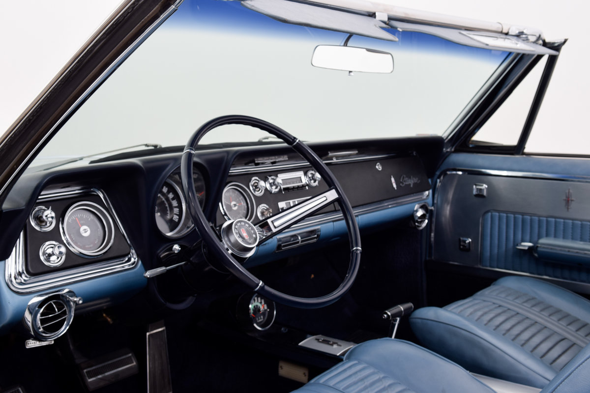 1965 Oldsmobile Starfire Convertible - 7.0L 370 PS For Sale (picture 5 of 6)