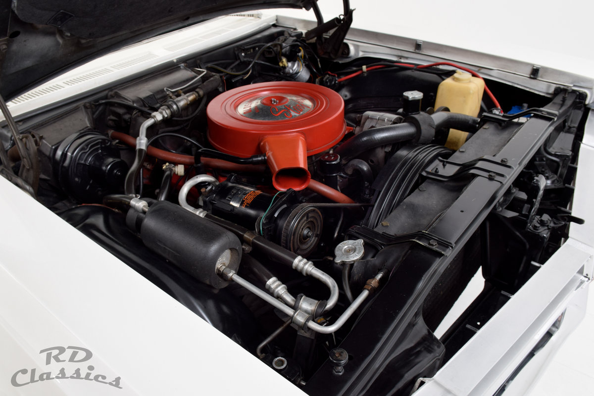 1965 Oldsmobile Starfire Convertible - 7.0L 370 PS For Sale (picture 6 of 6)