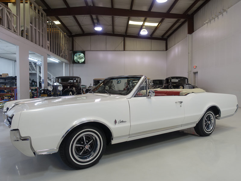 1967 Oldsmobile Cutlass Supreme Convertible For Sale (picture 1 of 6)
