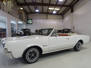 1967 Oldsmobile Cutlass Supreme Convertible For Sale