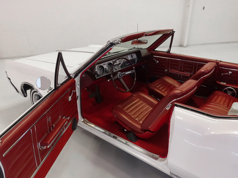 1967 Oldsmobile Cutlass Supreme Convertible For Sale (picture 3 of 6)